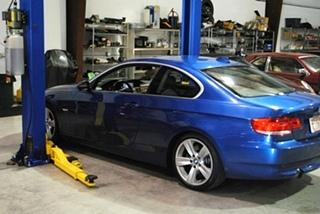 BMW Service | BMW E90