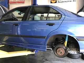 BMW Suspension Repair | BMW M3