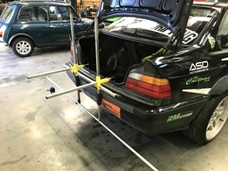 BMW Drift Car Setup  E36 BMW Drift Car Setup and Suspension Repair