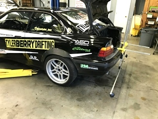 BMW Drift Car Setup | E36 BMW