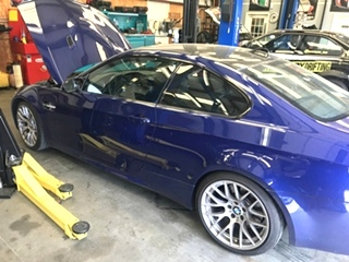 BMW Repair BMW Oil Service and Inspection