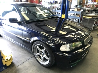 BMW Repair BMW ZHP Bumper Installation