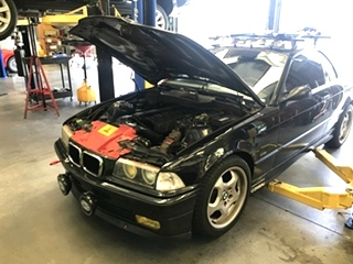 BMW Repair BMW Water Pump Replacement