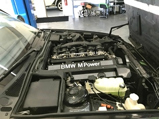 BMW Engine Rebuild
