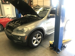 BMW Repair BMW Oil Pan Gasket Repair