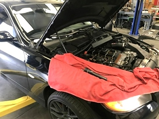 BMW Crank Sensor Replacement