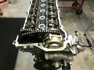 BMW E36 Engine Overhaul