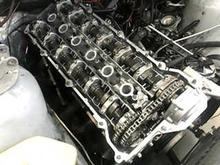 BMW Head Gasket BMW Valve Job and Head Gasket