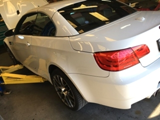 E93 BMW M3 Maintenance