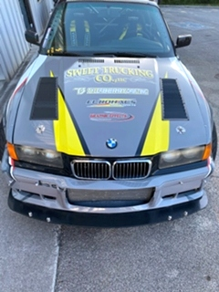 BMW Repair BMW E36 M3 Turbo Drift Car