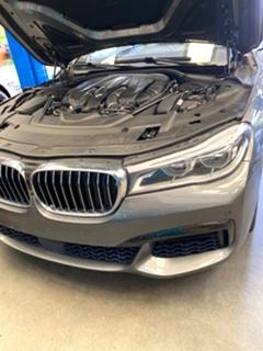 BMW Repair BMW 750i Repair