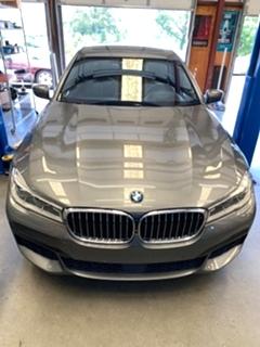 BMW 750i Repair