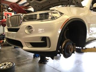 BMW X5 Repair